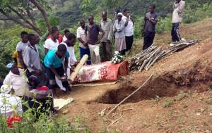 Zulu Funeral 1